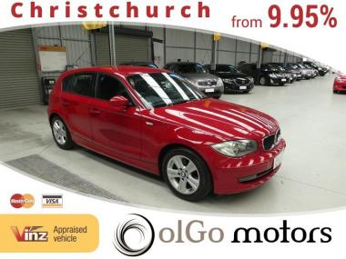 2009 Bmw 120i Low Kms On Handshake