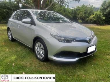 2017 Toyota Corolla GX SIGNATURE CLASS