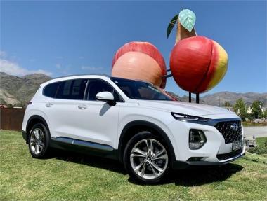 2020 Hyundai Santa Fe TM 2.2D 7S Limited