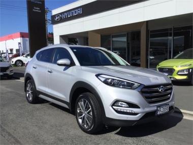 2017 Hyundai Tucson 2WD Elite 2.0 GDi