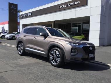 2019 Hyundai Santa Fe TM 2.2D Elite 7S