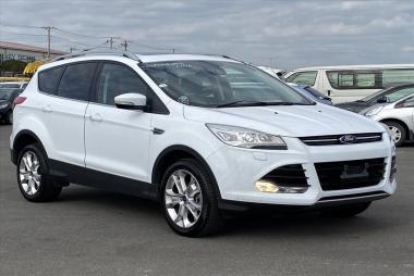 2013 Ford Kuga TITANIUM