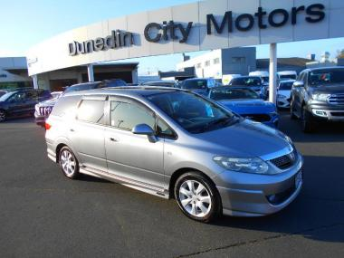 2005 Honda Airwave Wagon
