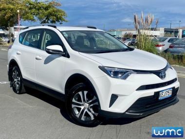 2016 Toyota Rav4 NZ New 'GX' 4WD 2.5lt