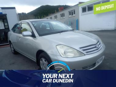 2004 Toyota Allion Value No Deposit Finance
