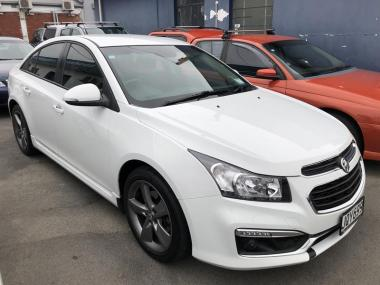 2016 Holden Cruze SRI Z-Series