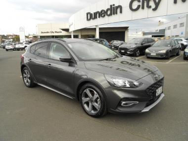 2020 Ford FOCUS ACTIVE 1.5 Petrol Hatch ecoboost