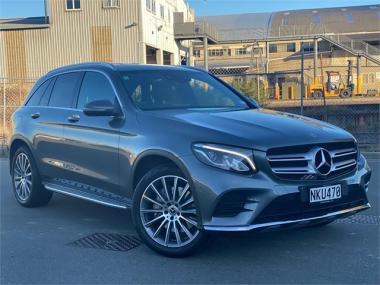 2018 MercedesBenz GLC 200