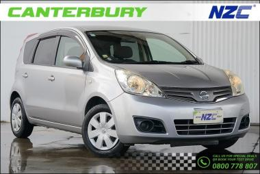 2009 Nissan NOTE 15X