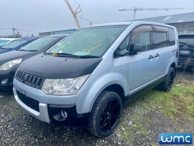 2007 Mitsubishi Delica D5 4WD G-Package