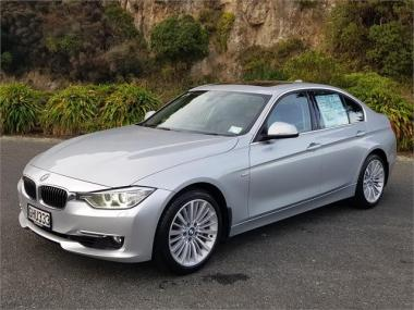 2012 BMW 335i Luxury Line NZ New