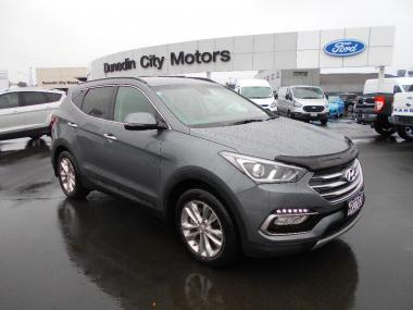 2018 Hyundai Santa Fe Elite 7 seat diesel  AWD