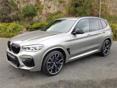 2020 BMW X3 M Competition Package