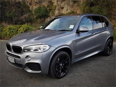 2016 BMW X5 xDrive 30d M Sport NZ New
