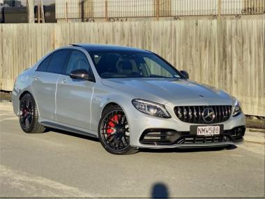 2021 MercedesBenz C 63 S Latest Facelift Model