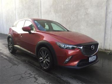 2016 Mazda CX-3 GSX 2.0P NZ NEW LEATHER