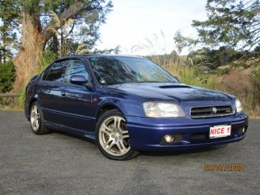 2000 Subaru Legacy twin turbo B4