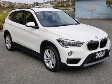 2019 BMW X1 sDrive18i SE