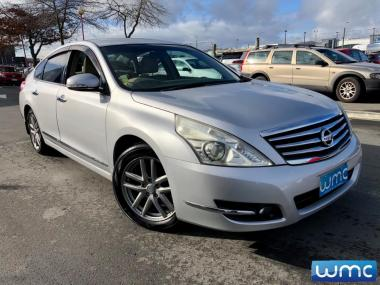 2009 Nissan Teana 250XV Leather Package