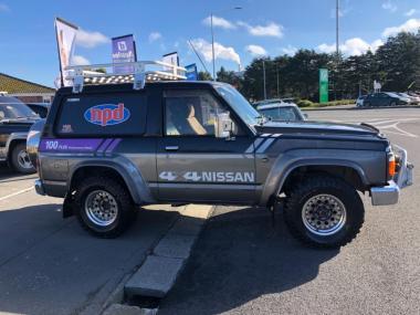 1988 Nissan Safari