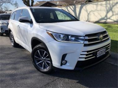 2018 Toyota Highlander GXL 3.5L Petrol Auto AWD 5-