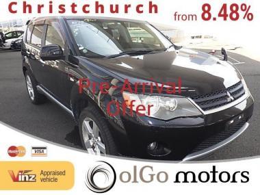 2006 Mitsubishi Outlander 2.4 G 4WD Due Late NOV