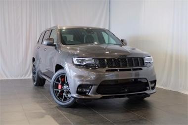 2019 Jeep Grand Cherokee SRT 6.4L V8
