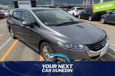 2010 Honda Odyssey Aero 7 Seats No Deposit Finance