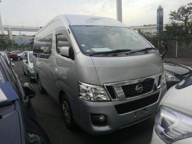 2013 NISSAN CARAVAN NV350 10 SEAT GX