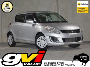 2014 Suzuki Swift XG DJE * Facelift / Low Kms * No