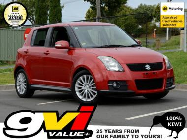 2008 Suzuki Swift Sport * 5 Speed * No Deposit Fin