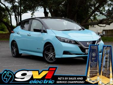 2018 Nissan Leaf 40kWh * NZ Maps / Side Abags * *