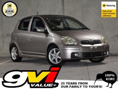 2004 Toyota Vitz RS 5 Door * 45kms 1500cc * No Dep