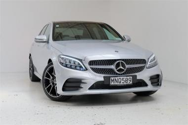 2019 MercedesBenz C 200 Sport Edition