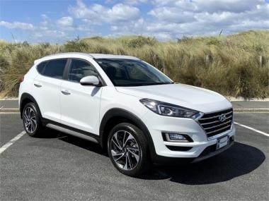 2020 Hyundai Tucson 2.0 CRDi A8 Elite PE