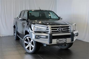 2015 Toyota Hilux SR5 Limited TD