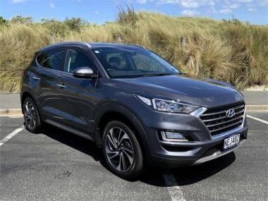 2020 Hyundai Tucson 2.0 CRDi Elite AWD