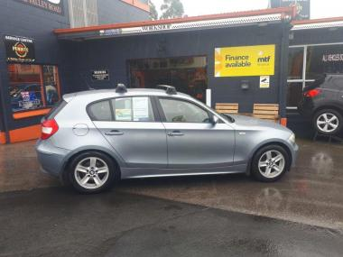 2005 BMW 116I ROOF RACK
