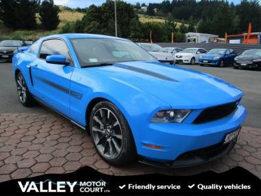 2012 Ford Mustang GT/CS