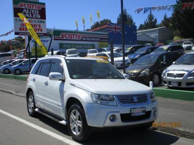 2007 Suzuki Escudo 2.4 solomon LTD