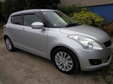 2012 Suzuki SWIFT XS