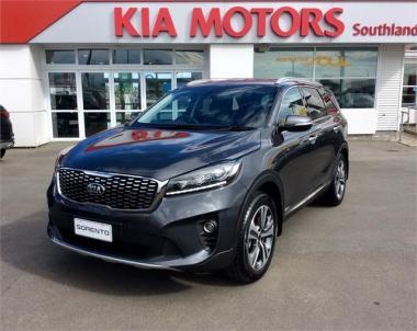 2019 Kia Sorento (UM) AWD LTD 2.2 D 8A/T-PRE REG