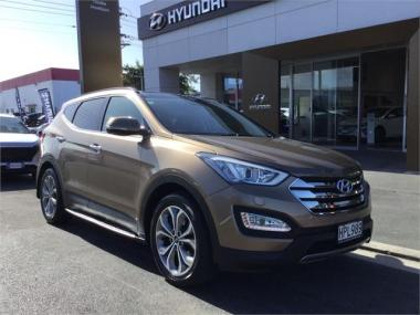 2014 Hyundai Santa Fe DM Elite Limited