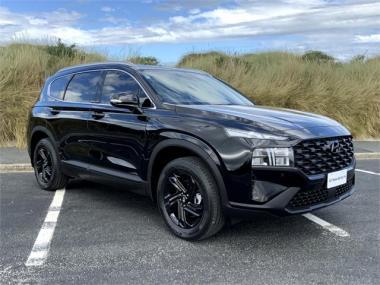 2021 Hyundai Santa Fe 2.5P AWD TM 7S