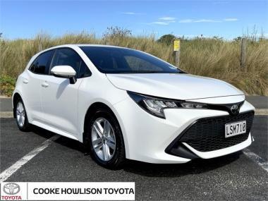 2018 Toyota Corolla GX Hatch