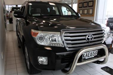 2012 Toyota Land Cruiser ZX/ VX Limited V8 200 Ser