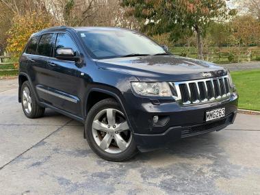 2012 JEEP GRAND CHEROKEE Laredo 3.6L 4WD