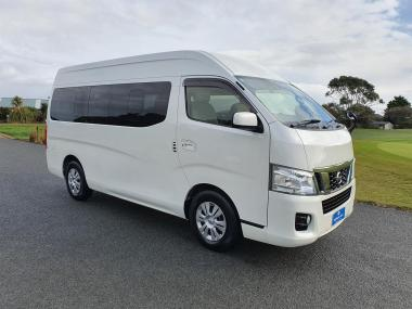 2014 Nissan NV350 10 Seater