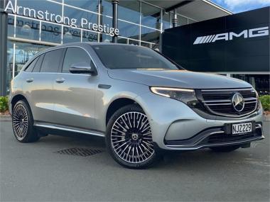 2021 MercedesBenz EQC 400 4Matic