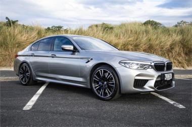 2018 BMW M5 Sedan SE, NZ New, One Owner